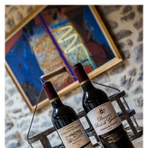 vins Fronsac - Lalande de Pomerol